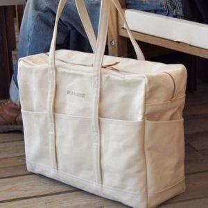 Túi vải bố canvas dạng hộp 05