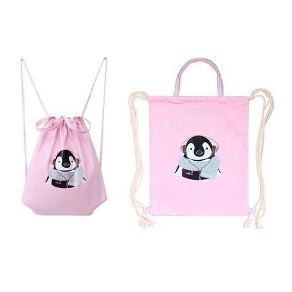 Túi vải dù - 04
